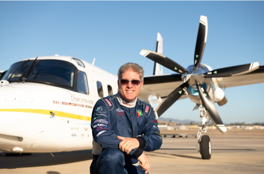 Zen Pilot - Robert DeLaurentis: This week's guest is a fellow pilot, author, and public speaker